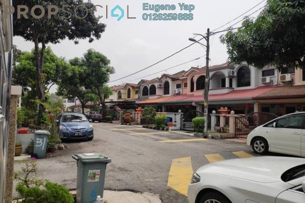 For Sale Terrace at Taman Sri Segambut, Segambut Freehold Unfurnished 3R/2B 670k