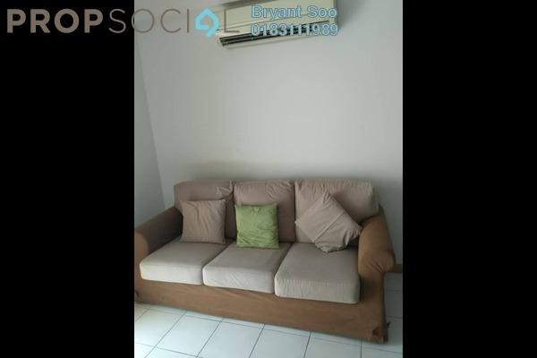 For Rent Condominium at Seri Bukit Ceylon, Bukit Ceylon Freehold Fully Furnished 1R/1B 2.3k