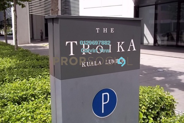 For Rent Shop at The Troika, KLCC Freehold Unfurnished 0R/0B 38.8k
