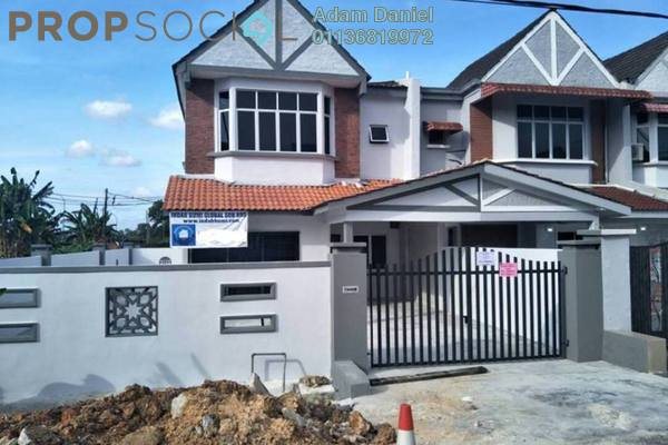 For Sale Terrace at Taman Desa Cemerlang, Ulu Tiram Freehold Unfurnished 4R/2B 470k