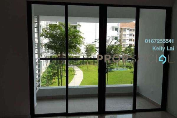 For Sale Condominium at Fortune Perdana Lakeside, Kepong Freehold Semi Furnished 3R/2B 500k