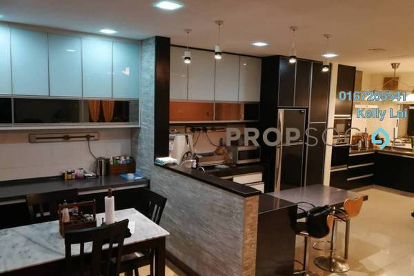 For Sale Terrace at Taman Bukit Maluri, Kepong Freehold Semi Furnished 6R/5B 1.58m