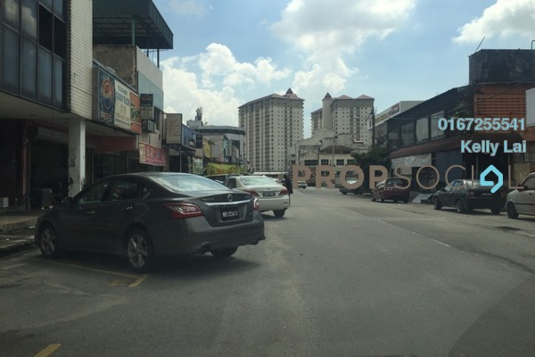 For Rent Shop at Fortune Avenue, Kepong Freehold Semi Furnished 0R/0B 3.8k