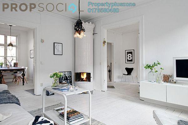 For Sale Condominium at Sterling, Kelana Jaya Leasehold Semi Furnished 3R/2B 460k