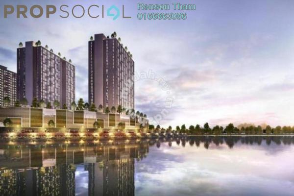 For Sale Condominium at Mizumi Residences, Kepong Leasehold Unfurnished 3R/2B 400k