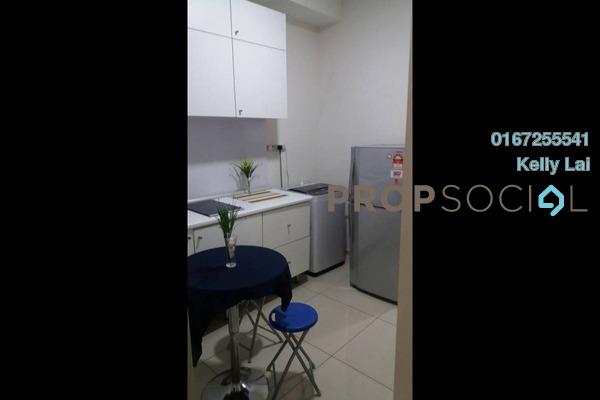 For Sale Condominium at Centrestage, Petaling Jaya Freehold Semi Furnished 1R/1B 260k