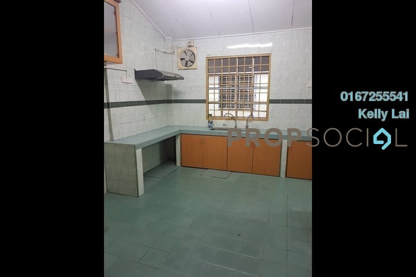 For Sale Terrace at Taman Sri Segambut, Segambut Freehold Semi Furnished 4R/3B 675k