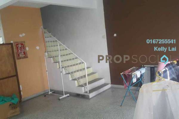 For Sale Terrace at Taman Kepong, Kepong Freehold Semi Furnished 4R/3B 750k