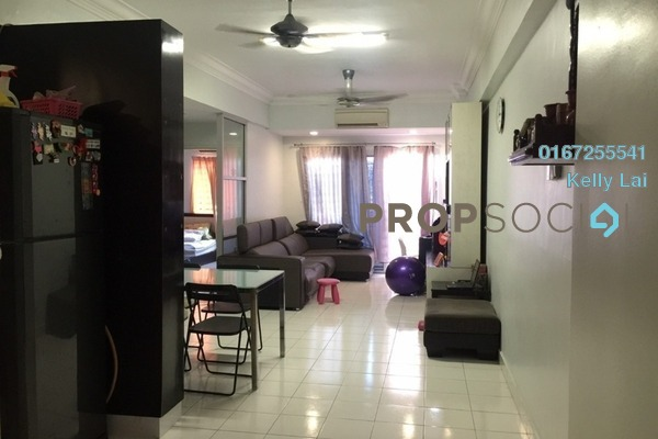 For Sale Apartment at Vista Mutiara, Kepong Freehold Semi Furnished 3R/2B 410k