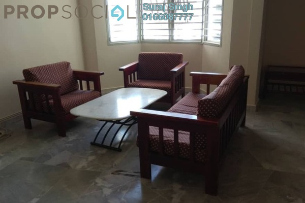 For Rent Apartment at Goodyear Court 10, UEP Subang Jaya Freehold Semi Furnished 3R/2B 1.3k