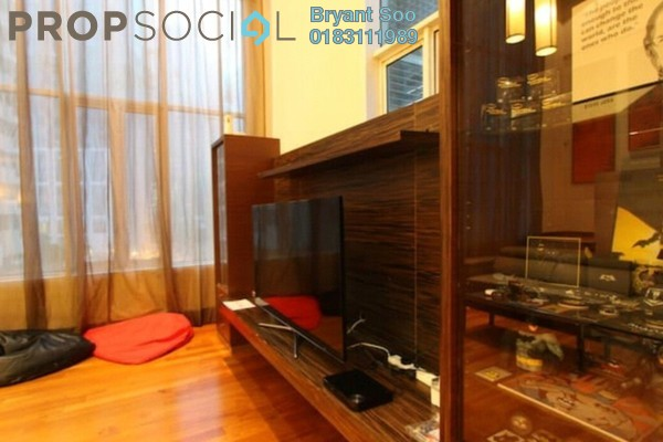 For Rent Condominium at Seri Bukit Ceylon, Bukit Ceylon Freehold Fully Furnished 1R/2B 4.5k