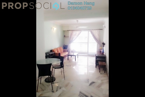 For Sale Apartment at Vista Lavender, Bandar Kinrara Freehold Semi Furnished 3R/2B 225k