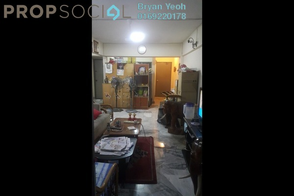 For Sale Apartment at Subang Ville Ehsan, Bandar Sunway Freehold Semi Furnished 3R/2B 240k