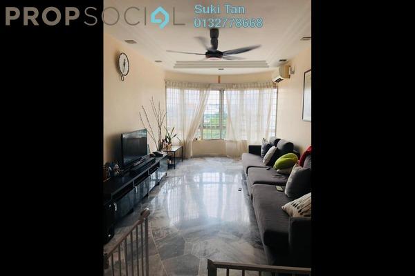 For Sale Condominium at Sri Intan 1, Jalan Ipoh Freehold Semi Furnished 3R/2B 398k