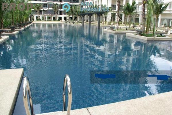 For Sale Condominium at Saujana Residency, Subang Jaya Leasehold Unfurnished 4R/3B 1.2m