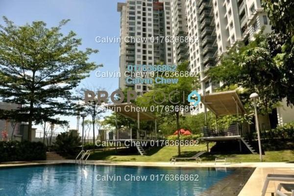 For Sale Serviced Residence at Metropolitan Square, Damansara Perdana Freehold Unfurnished 1R/2B 308k