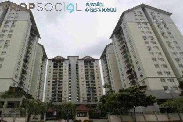 For Sale Condominium at Mentari Condominium, Bandar Sri Permaisuri Freehold Unfurnished 0R/0B 460k