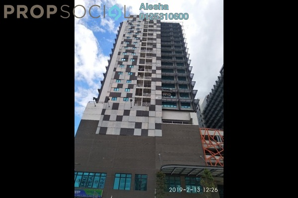 For Sale Serviced Residence at Section 13, Petaling Jaya Leasehold Unfurnished 0R/0B 400k