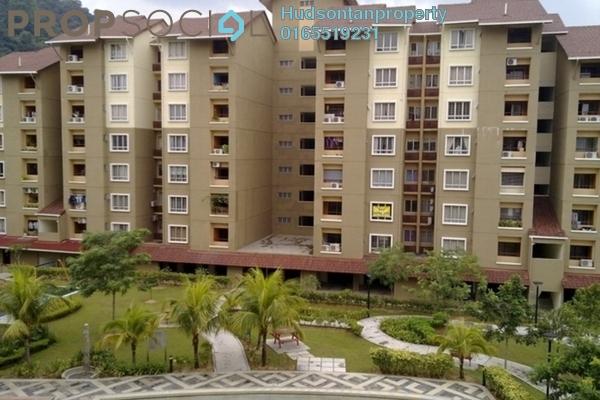For Sale Condominium at Paradesa Tropika, Bandar Sri Damansara Freehold Semi Furnished 3R/2B 480k