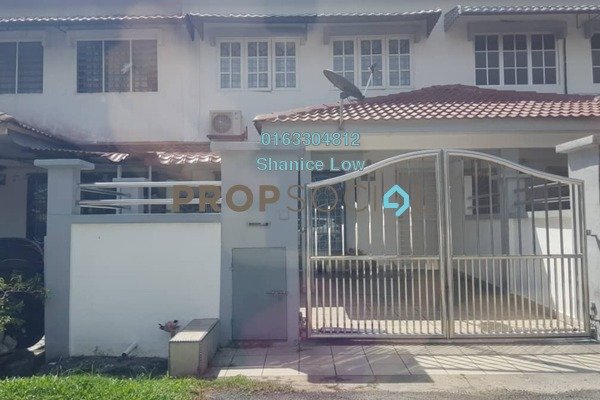 For Sale Terrace at Taman Kinrara, Bandar Kinrara Freehold Semi Furnished 3R/2B 550k