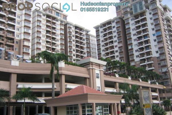 For Sale Condominium at Ampang Boulevard, Ampang Freehold Semi Furnished 3R/2B 375k