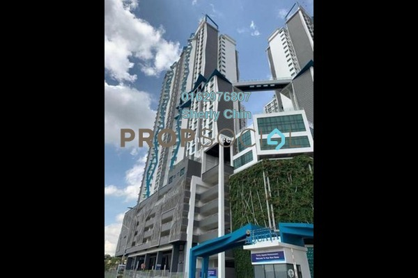 For Sale Condominium at Trinity Aquata, Sungai Besi Freehold Unfurnished 3R/0B 820k