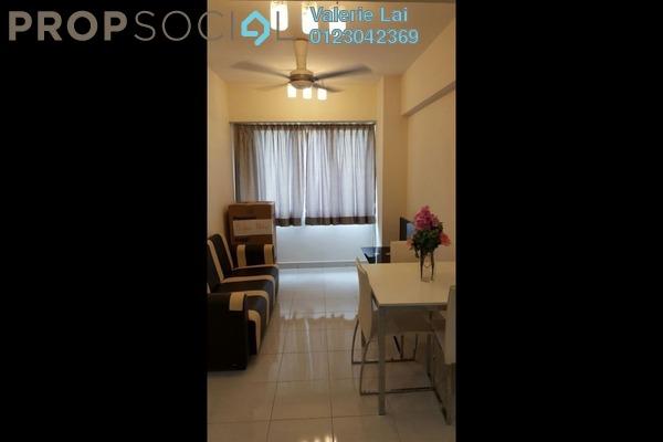 For Sale Serviced Residence at Main Place Residence, UEP Subang Jaya Freehold Fully Furnished 1R/1B 350k