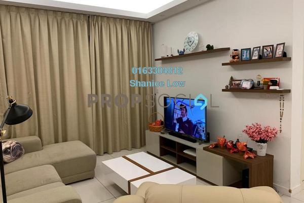 For Rent Condominium at Park Villa, Bandar Bukit Puchong Freehold Semi Furnished 3R/2B 2k