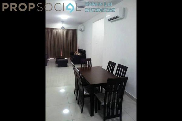 For Rent Serviced Residence at Senza Residence, Bandar Sunway Freehold Fully Furnished 3R/3B 2.8k