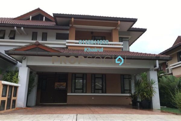 For Sale Semi-Detached at Precinct 11, Putrajaya Freehold Fully Furnished 5R/4B 1.3m