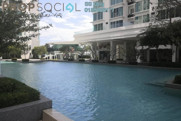 For Sale Condominium at The Clovers, Sungai Ara Freehold Unfurnished 4R/3B 580k