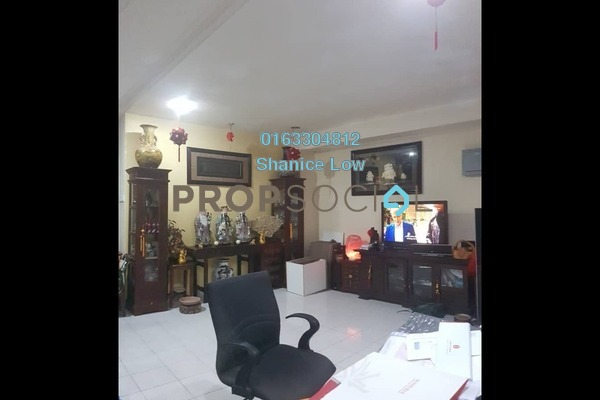 For Sale Terrace at Puteri 10, Bandar Puteri Puchong Freehold Semi Furnished 4R/3B 930k