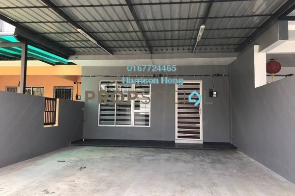 For Rent Terrace at Taman Bukit Indah, Bukit Indah Freehold Unfurnished 3R/3B 1.7k