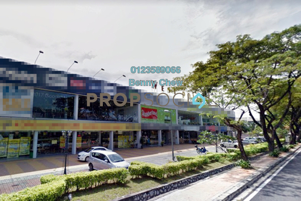 For Rent Shop at BU12, Bandar Utama Freehold Unfurnished 0R/0B 21.8k