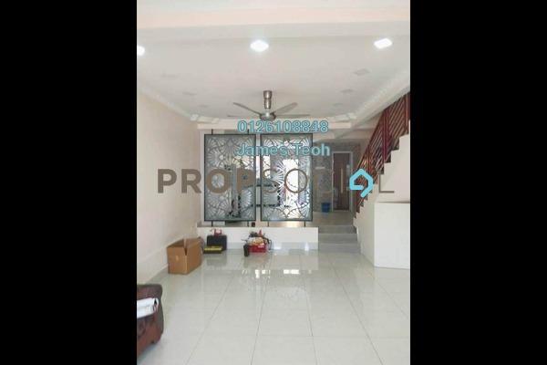 For Sale Terrace at PJS 10, Bandar Sunway Freehold Semi Furnished 3R/3B 710k