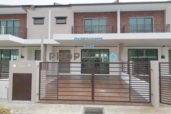 For Rent Terrace at Saujana KLIA, Sepang Freehold Unfurnished 4R/3B 1.3k