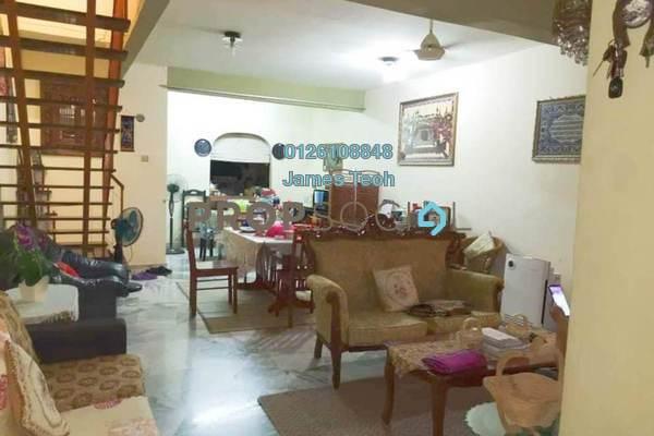 For Sale Terrace at PJS 10, Bandar Sunway Freehold Semi Furnished 3R/2B 590k