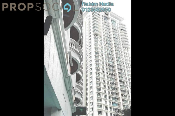 For Rent Condominium at Corinthian, KLCC Freehold Fully Furnished 3R/2B 4k