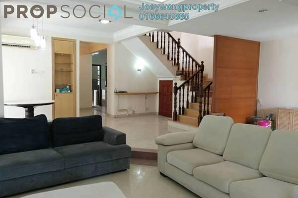 For Rent Semi-Detached at BK6, Bandar Kinrara Freehold Fully Furnished 5R/3B 3.2k