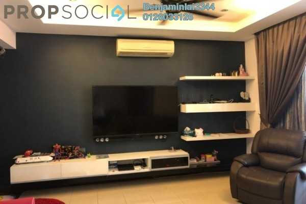 For Sale Terrace at Safa, Desa ParkCity Freehold Semi Furnished 4R/4B 2.4m