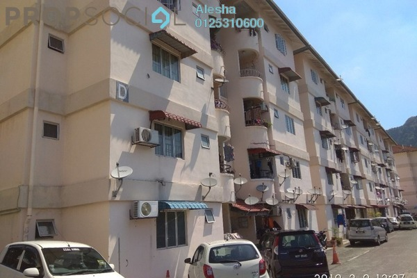 For Sale Apartment at Laksamana, Batu Caves Leasehold Unfurnished 0R/0B 170k