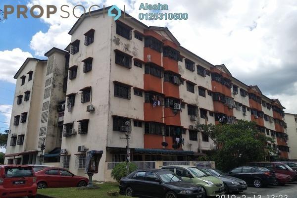 For Sale Apartment at Taman Sri Manja, PJ South Freehold Unfurnished 0R/0B 170k