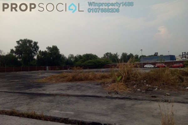 For Rent Land at Bandar Sultan Suleiman, Port Klang Freehold Unfurnished 0R/0B 118k
