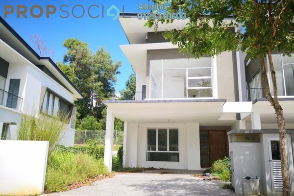 For Sale Semi-Detached at Tropicana Heights, Kajang Freehold Unfurnished 0R/0B 1.2m