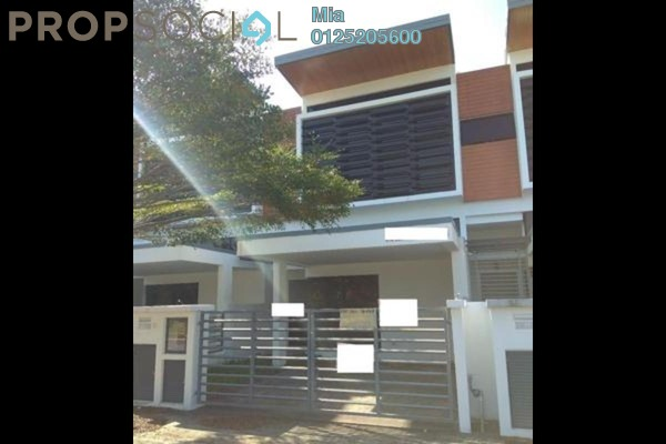 For Sale Terrace at TTDI Grove, Kajang Freehold Unfurnished 0R/0B 880k