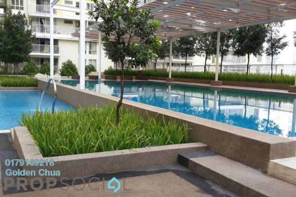 For Rent Condominium at Platinum Lake PV15, Setapak Freehold Unfurnished 3R/2B 1.8k