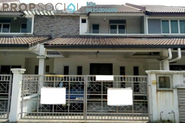 For Sale Terrace at Precinct 12, Setia Alam Freehold Unfurnished 0R/0B 594k