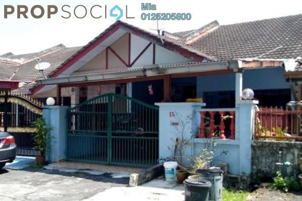 For Sale Terrace at Bukit Sentosa 1, Bukit Beruntung Freehold Unfurnished 0R/0B 160k