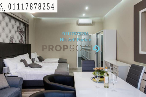 For Sale Condominium at Horizon Suites Site, Dengkil Freehold Fully Furnished 2R/2B 269k