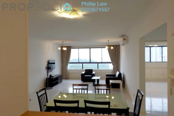 For Rent Condominium at Mont Kiara Pines, Mont Kiara Freehold Fully Furnished 3R/2B 3k